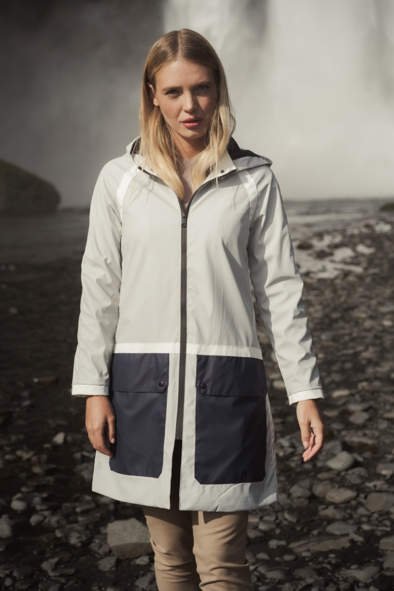VESTE HARBOR GRIS