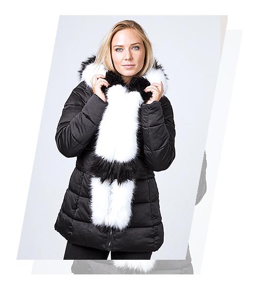 Grossiste en ligne à Aubervilliers spécialiste doudoune, parka, veste femme